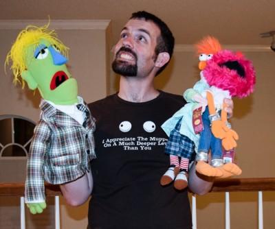 tim muppet tv