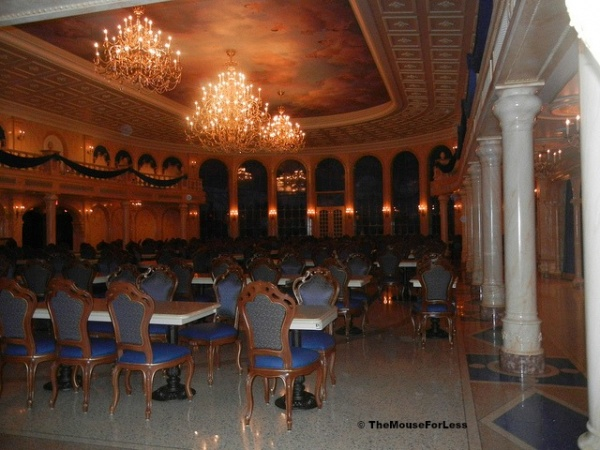 breakfast review at be our guest restaurant