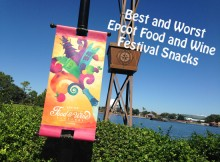 Best and Worst Epcot Food and Wine Festival Snacks