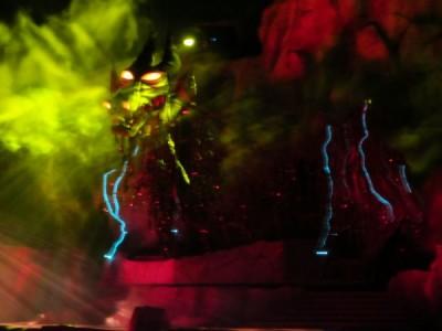 MFL Fantasmic Dragon
