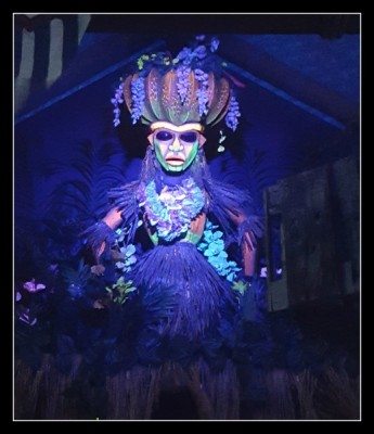 Tiki Goddess