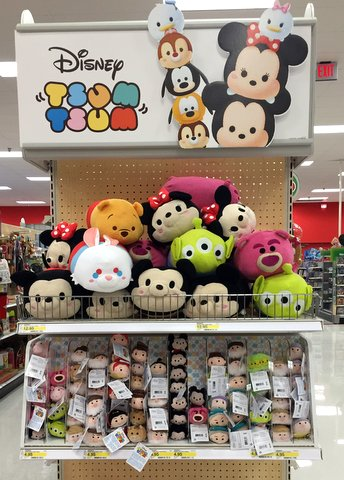 d55a251072b The can also be found in the large Disney stores at Disney Springs in Walt  Disney World and Downtown Disney at Disneyland Resort. tsum3. Target s Tsum  ...