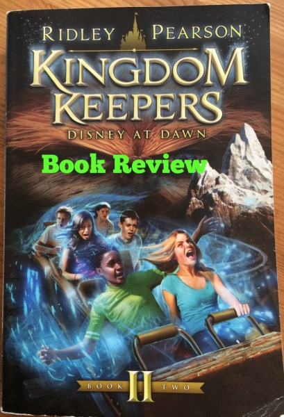 Kingdom Keepers Characters Book Review: Kingdom K...