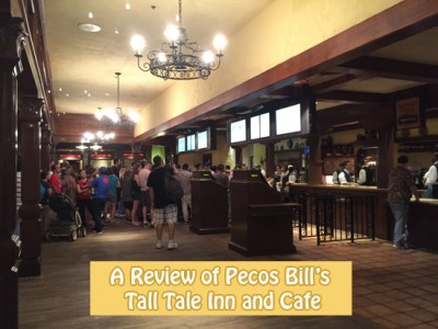 A Review of Pecos Bill's Tall Tale Inn and Cafe