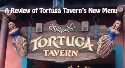 A Review of Tortuga Tavern's New Menu