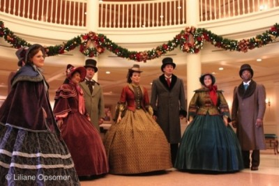Epcot Storytellers