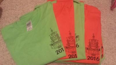 MFL Christmas Shirts