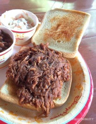 Tortuga Tavern Pork Sandwich 2