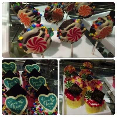 Vaneloppe Sweets Selection