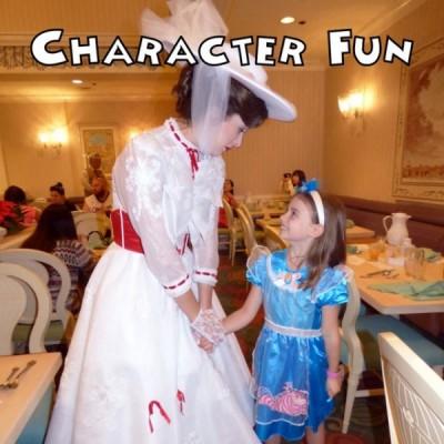 CharacterFun