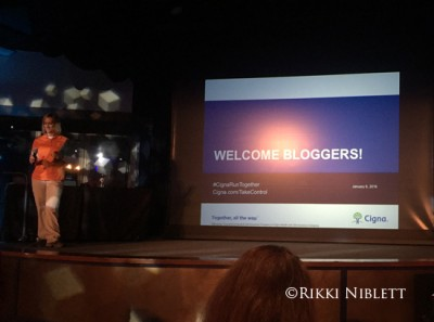 Cigna Blogger Event 6