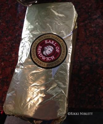 Earl of Sandwich Sandwich