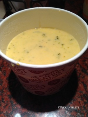 Earl of Sandwich Soup