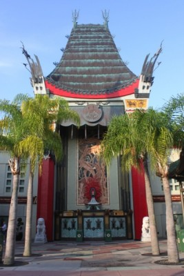 Grauman Chinese Theater DHS