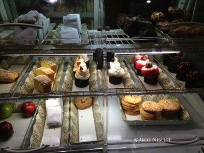 Roaring Forks Bakery Case