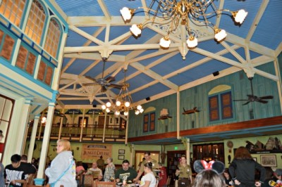 Skipper Canteen dining room