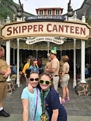 Skipper Canteen sign