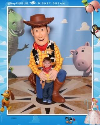 Woody x 2