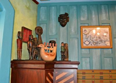 skipper canteen decor