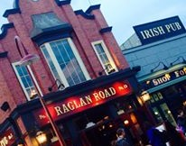 Raglan Road in Disney Springs