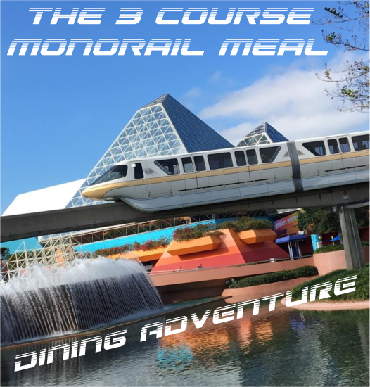 3 Course Monorail Meal