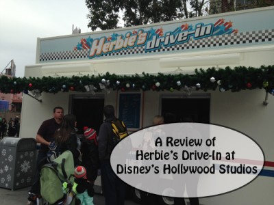 A Review of Herbie's Drive-In