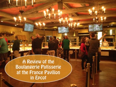 A Review of the Boulangerie Patisserie at Epcot