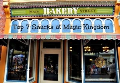 Top 7 Snacks at the Magic Kingdom