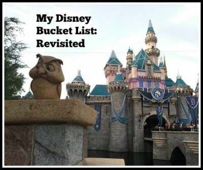 Disney Bucket List Pinnable