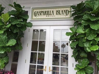 Gasperilla Island Grill Exterior