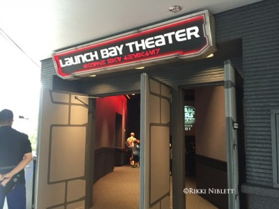 Launch Bay Theater