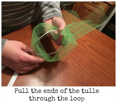 Looping the tulle final