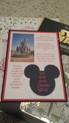 MFL Disney 100 Day steph
