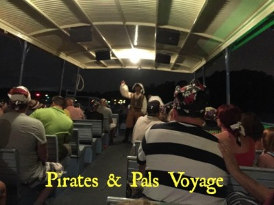 Pirates and Pals Voyage