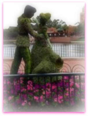 Romance at WDW
