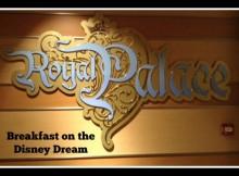 Royal Palace Sign