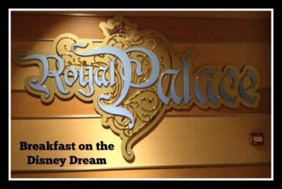 Royal Palace Breakfast