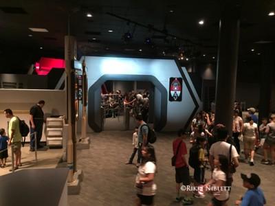 Star Wars Launch Bay 4