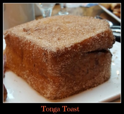 Tall toast