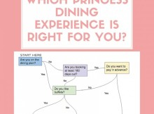 Which Princess Dining Experience is Right for You?