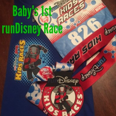 Baby's First runDisney Race
