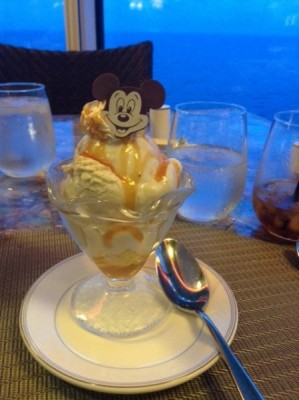 Cabanas Dessert
