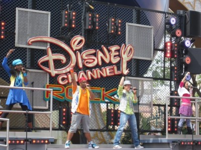 Disney Channel Rocks