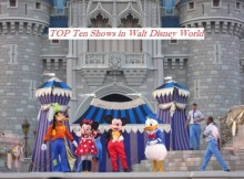 Be our Guest: Top 10 shows in Disney World past and present