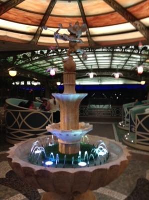 Enchanted Garden Fountain