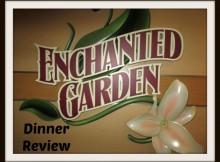 Enchanted Garden Sign