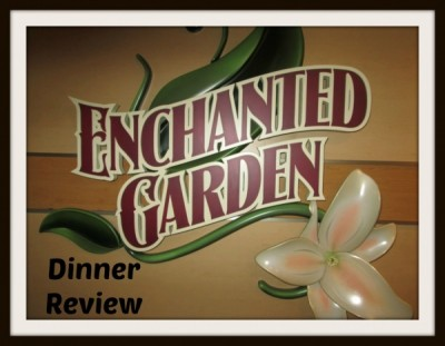 Enchanted Garden Sign