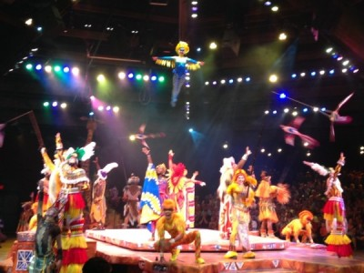 Top Ten Shows in Walt Disney World