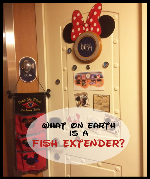 Cruise Fish Extender