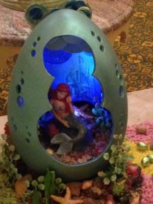 Little Mermaid Egg
